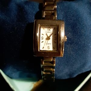 Carriage by Timex ladies watch